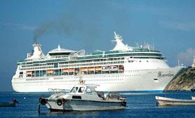 Comondu Cruise port